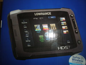 Фото: Продам Lowrance HDS 7 Gen 2 Touch