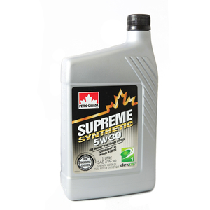 Масло моторное Petro-Canada Supreme Synthetic 5W-30 Dexos-1