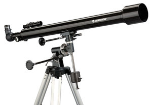 Телескоп рефрактор Celestron Power Seeker 70 EQ