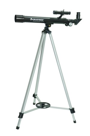Телескоп рефрактор Celestron Power Seeker 40 AZ