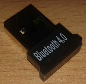 Mini Dongle USB 2.0 Bluetooth 4.0+EDR adapter мини адаптер